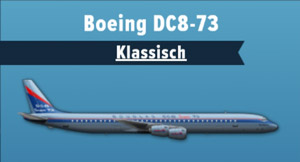 Boeing DC8-73