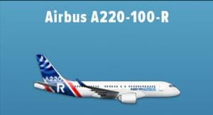 Airbus A220-100-R