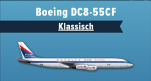 Boeing DC8-55CF