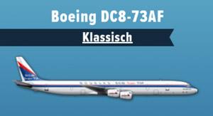 Boeing DC8-73AF