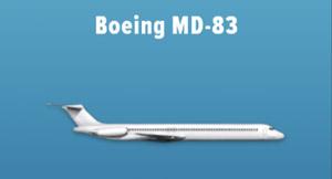 Boeing MD-83